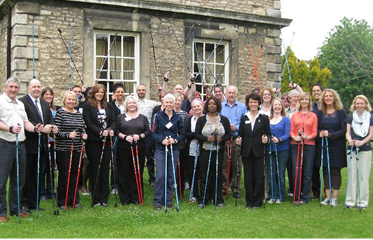 Nordic Walking News Photo